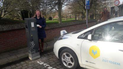 Stad plaatst twee extra laadpalen voor elektrische wagens