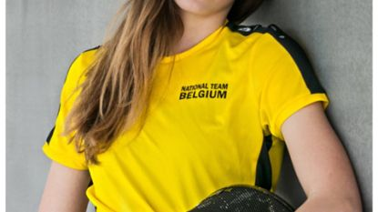 Axelle Wasiak naar Jeugd Olympische Spelen