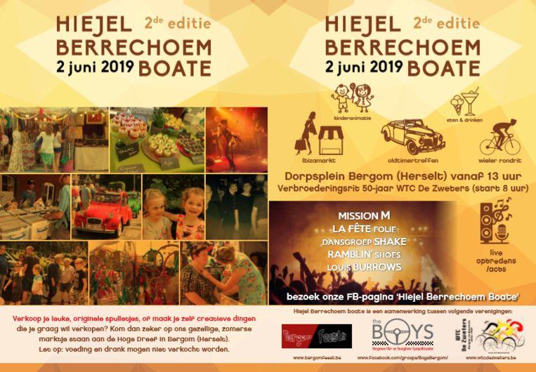 De affice van Hiejel Berrechoem Boate.