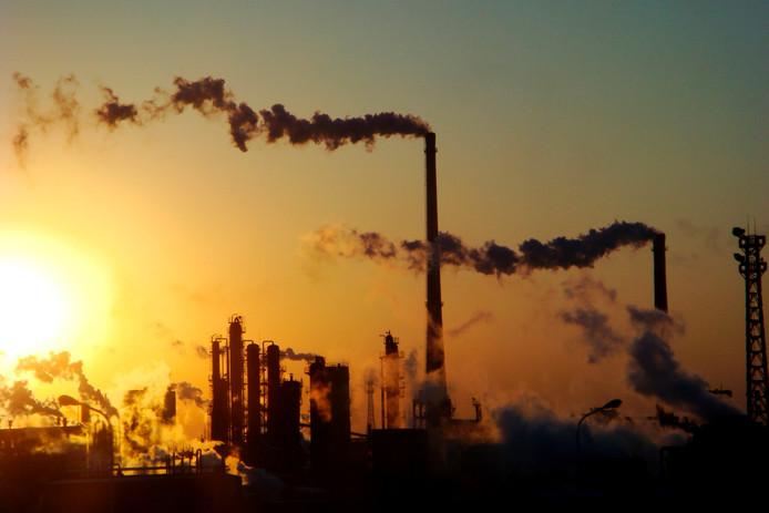 Amerika is verantwoordelijk voor zo'n 15 procent van de wereldwijde CO2-uitstoot.