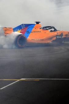 Alonso zwaait na 312 gp's af: 'Het was een voorrecht'