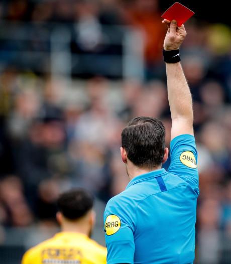 NAC - Jong Ajax onder leiding van Van de Graaf