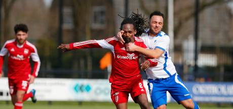 Purrel Fränkel speelt zaterdag voor het eerst sinds 2012 weer in de Achterhoek
