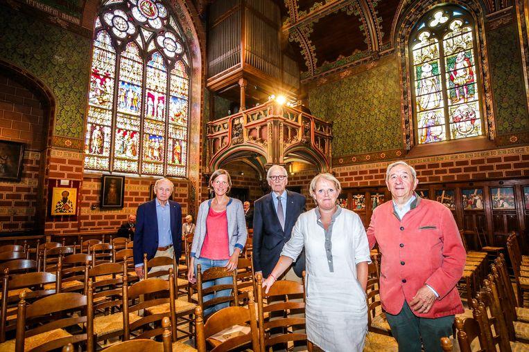 Brugge orgel heilige bloedkapel wordt gerestaureerd