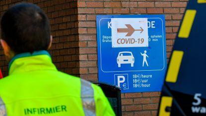 Stakingsaanzegging bij ziekenhuizen en rusthuizen in Brussel en Wallonië