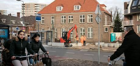 Er wordt opnieuw gewerkt aan het Kapelaan Koopmansplein