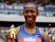 Diskwalificatie Schippers na valse start,  Fraser-Pryce wint 100m in Londen