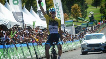 Indrukwekkende Ben Hermans triomfeert opnieuw in Ronde van Utah