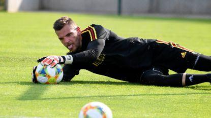 """""""Op het veld liep het meteen los"""", zegt debutant Van Crombrugge na eerste training"""