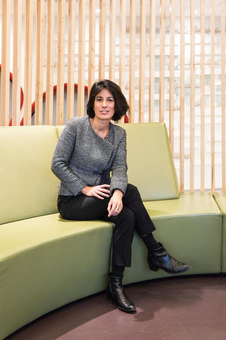 Anne-Mei The: 'Waarom wachten tot het nog verder uit de hand is gelopen?' Beeld Tammy van Nerum