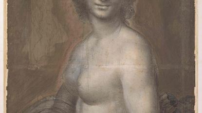 Ontmoet Monna Vanna: het naakte zusje of broertje van Mona Lisa