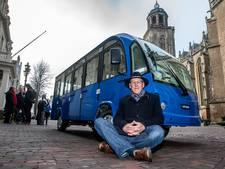 Centrumbus rijdt nog voor zomer door Deventer