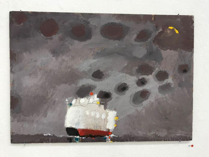 Veerboot, Wim Hofman