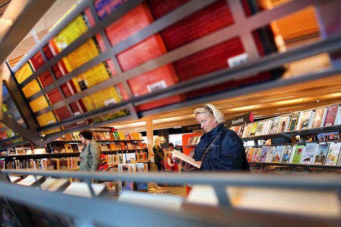Bibliotheek aan Oosterheemplein.