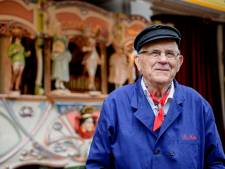 Orgelman Bertus (88) wachtte een half leven voor zijn droom uitkwam: op pad met De Tukker