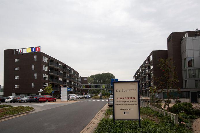 De zorginstelling Sutfene in Zutphen.