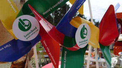 Tweedehandsbeurs voor kinderartikelen in JOC