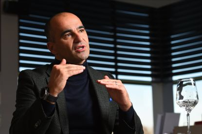 """Exclusief interview met Roberto Martínez: """"Ik was tot dusver zeer goedkoop en loyaal. Nu is het anders"""""""