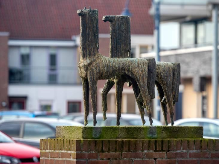 Jac Maris was een bewonderaar van het paard. Ga maar kijken in Gendt