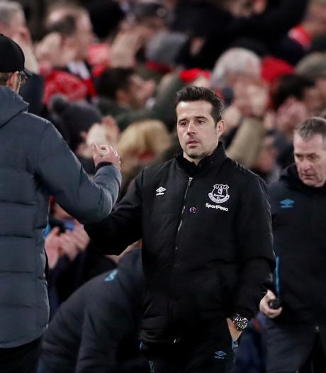 Everton ontslaat Marco Silva na pijnlijke nederlaag in derby