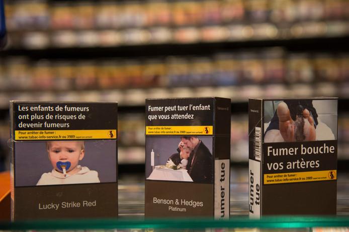 Le paquet de cigarettes neutre sera d'application dès le 1er janvier 2020 en Belgique.