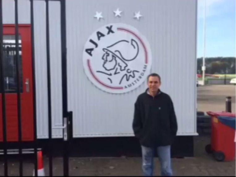 Rondleiding bij Ajax Beeld Instagram