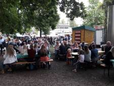Zonnetje zorgt voor flitsende start Lepeltje Lepeltje in Apeldoorn