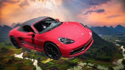 Porsche heeft plannen om 'vliegende sportwagen' te bouwen