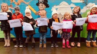 Dorpsschooltjes zoeken vóór 1 februari kleuter(s) om sluiting te vermijden