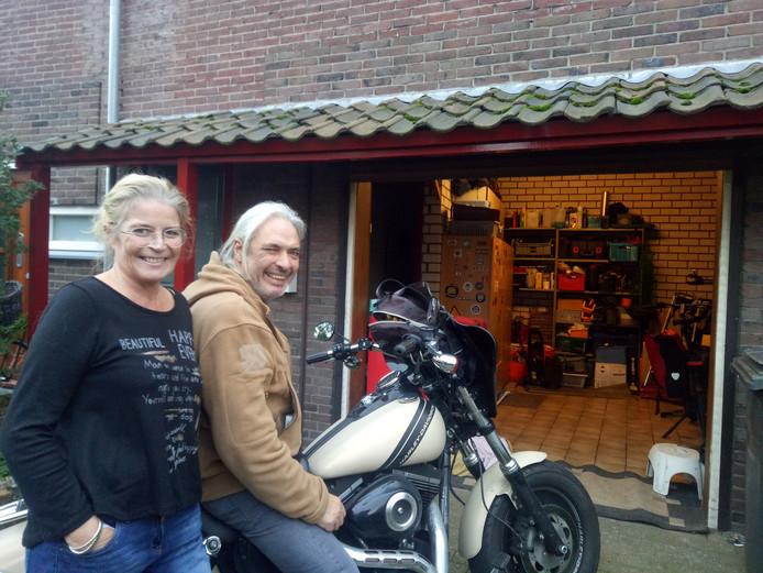 Sinds 2003 woont Marieke met Ad in de Pioenroosstraat