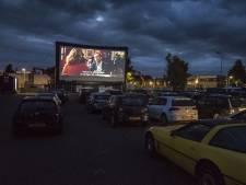 Streep door bioscoop in buitenlucht vanwege aangescherpte regels
