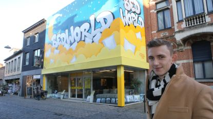 Bedworld vestigt zich in Theo de Beckerstraat