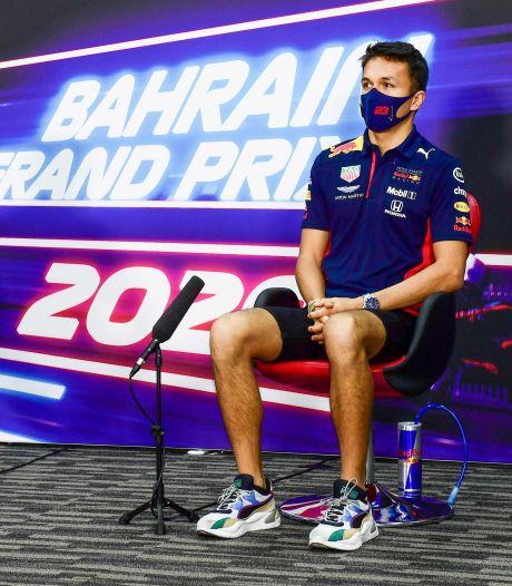Albon of Pérez: Verstappen weet voor Kerst wie naast hem rijdt