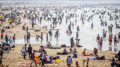 In juli liepen 389 kinderen verloren aan de kust, een pak minder dan vorig jaar