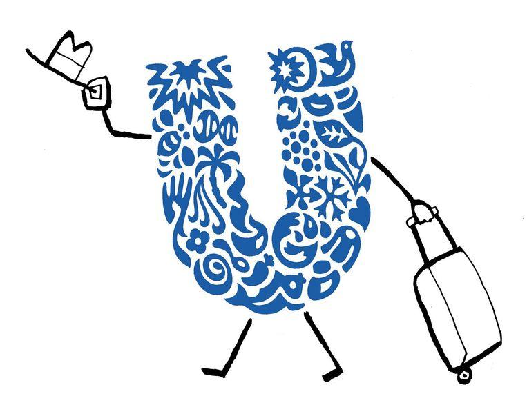 Unilever kiest voor Londen, en niet voor Rotterdam. Beeld Bas van der Schot