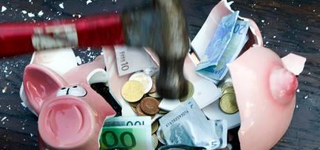 Sparen is zinloos, ik leef bij de dag!