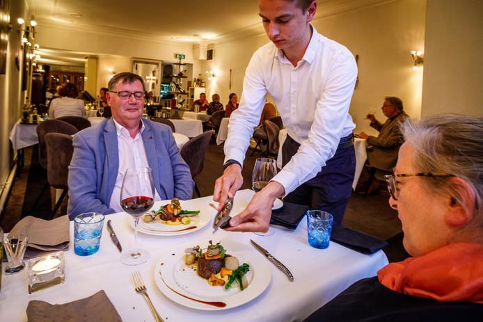 Restaurant De Bottermarck in Kampen.