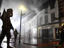 Oorzaak brand nieuwjaarsnacht in Boxmeer is nog niet bekend