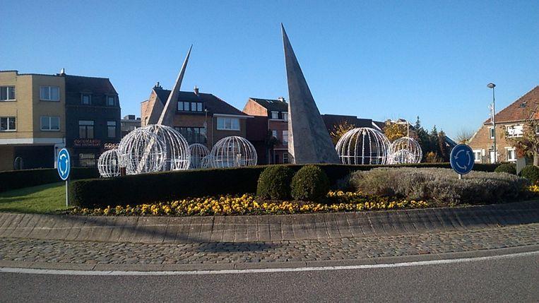 De kerstverlichting kost de gemeente dit jaar 58.000 euro.