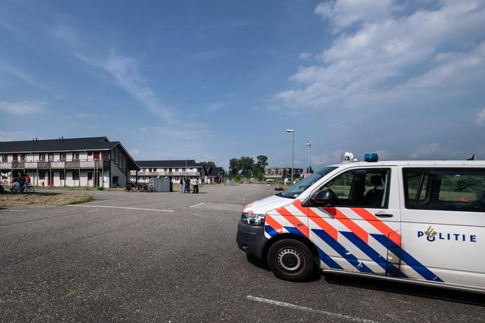Bij de woonvoorziening voor erkende asielzoekers aan de Griftdijk in Lent heeft anderhalve week geleden opnieuw een brand gewoed. Dat was de derde keer in dertig dagen tijd.