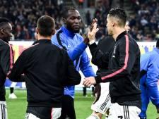 Un défenseur de la Juve positif au coronavirus, Lukaku et Ronaldo en quarantaine