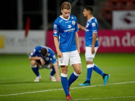 FC Den Bosch stort compleet ineen bij Jong FC Utrecht