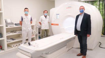 Patiënten kunnen voor MRI-scan voortaan ook naar AZ Oudenaarde