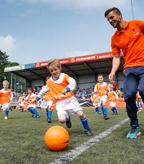 Jonge voetbalfans mogen naar fandag van Nederlands elftal