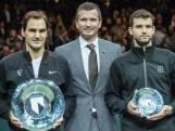 Federer bedankt publiek na 'droomweek' in Rotterdam