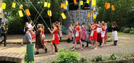 Efteling-sfeer bij Rapunzel van De Speledonckers in natuurtheater in Someren