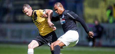 Leonardo blij om terug te zijn in Breda: 'NAC zit in m'n hart'