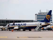 Ryanair: helft geannuleerde vluchten overgeboekt
