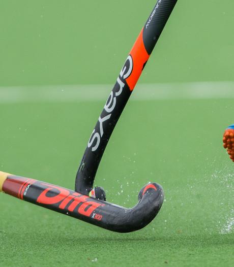 Zaalhockey: De Mezen naar districtskampioenschap