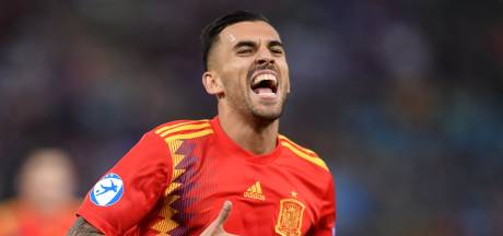 Le splendide but de Ceballos contre l'Italie